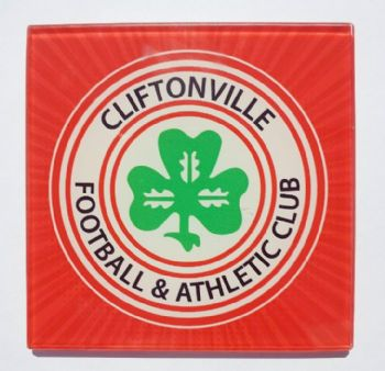 Cliftonville Glass Coaster